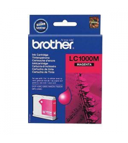 Ink Brother LC-1000M Magenta - 400Pgs