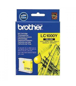 Ink Brother LC-1000Y Yellow - 400Pgs