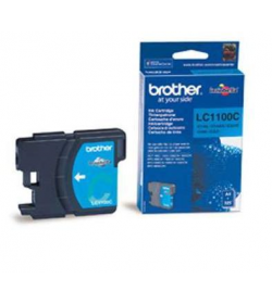 Ink Brother LC-1100C Cyan - 325Pgs 7.5ml