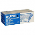 Toner Laser Brother TN-2000 - 2.5K Pgs