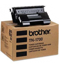Toner Laser Brother TN-1700 - 17k Pgs