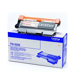 Toner Laser Brother TN-2220 - 2.6k Pgs