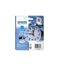 Ink Epson 27XL C13T271240 Cyan Crtr -1100Pgs - 10.4ml