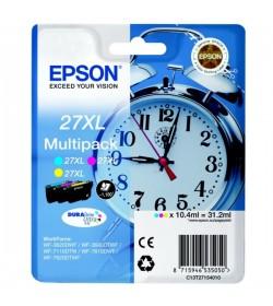 Ink Epson 27XL C13T271540 3Colors (C-M-Y) 31.20ml