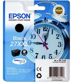 Ink Epson 27XXL C13T279140 Black Crtr -2200Pgs - 34.10ml