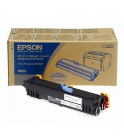 Developer Laser Epson C13S050522 Return Standard Cpacity Black - 1,8k Pgs