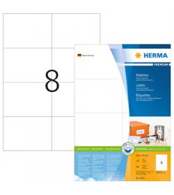 Labels Herma Copier CP 105 x 74mm - 800T 100 Shts