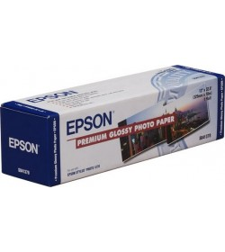 "Premium Photo Paper Roll Epson Glossy 13"" (329mm x 10m) 255g"
