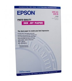 Photo Quality Inkjet Paper Epson Matt A3+ 105g 100Shts