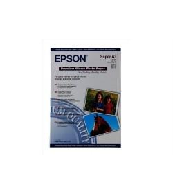 Premium Photo Paper Epson Gloss A3 255g 20Shts