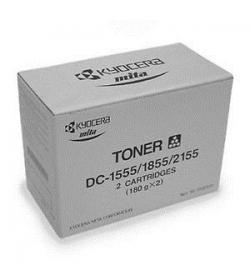 Toner Copier Mita DC 1555 (2 x 180g) - (2X5000Pgs) - 2T