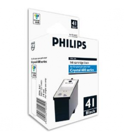 Ink 41 Fax Philips PFA541 Black - 500Pgs