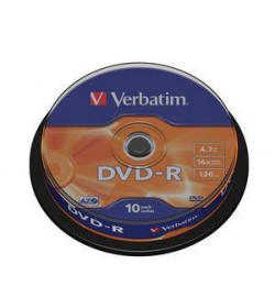 DVD-R 16X 120-4.7G Spindle 10T