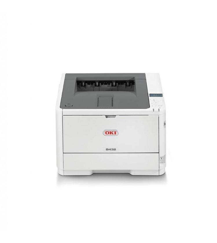 Μονόχρωμος εκτυπωτής OKI B432dn