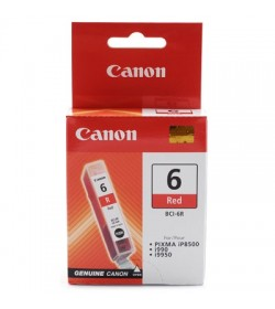 Ink Canon BCI-6R Red