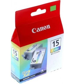 Ink Canon BCI-15C Color i70