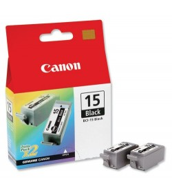 Ink Canon BCI-15B Black i70