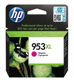 HP 953XL MAGENTA INK 1600pages F6U17AE