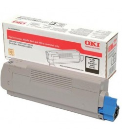 TONER OKI C332/MC363 BLACK 3.5K 46508712
