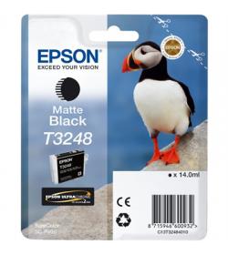 Ink Epson T3248 Matte Black 14.0 ml