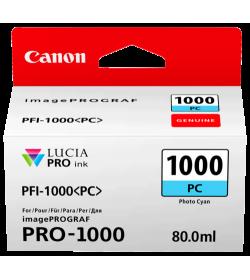 Ink Canon PFI-1000PC Photo Cyan - 80ml