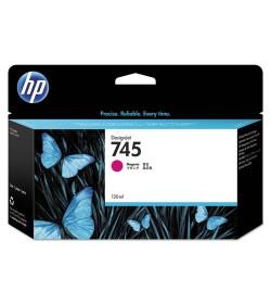 Ink HP No 745 Magenta-Designjet z2600/z5600 F9J95A