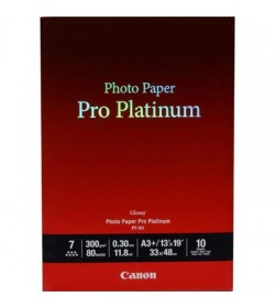 Paper Canon Pro-Platinum PT-101 A3+ 10Shts 300gr