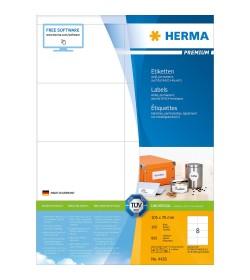 Ετικετες Herma Copier CP 105 x 70mm - 800Τ 100 Shts