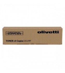 Toner B1082 Olivetti D-Copia 1801MF Black - 15K Pgs