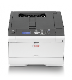 OKI LASER PRINTER COLOR A4 C532DN