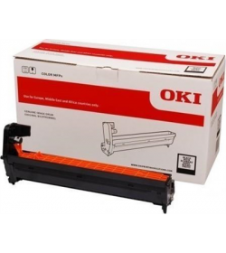 Drum Laser Oki 46484108 Black - 30K Pgs