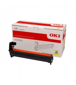Drum Laser Oki 46484105 Yellow - 30K Pgs