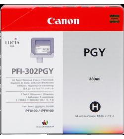 Ink Canon PFI-302PGY Photo Grey 2218B001 330ml