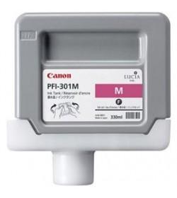 Ink Canon PFI-301M Magenta 1488B001 330ml