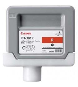 Ink Canon PFI-301R Red 1492B001 330ml