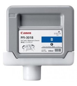 Ink Canon PFI-301B Blue 1494B001 330ml