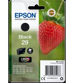 Ink Epson 29 C13T298140 Claria Home Black - 5.3ml