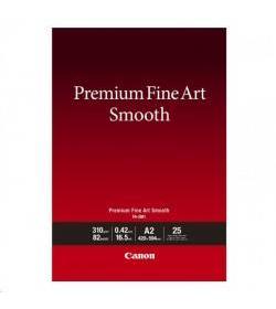 Fine Art Paper Canon Smooth A2 25Shts 310gr 1711C006