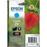 Ink Epson 29 C13T298240 Claria Home Cyan - 3.2ml