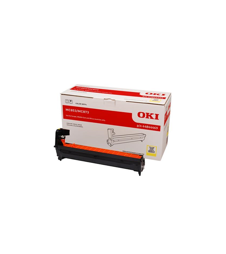 Drum Laser Oki 44844469 Yellow - 30K Pgs