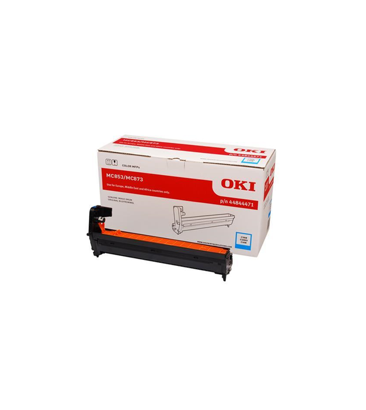 Drum Laser Oki 44844471 Cyan - 30K Pgs