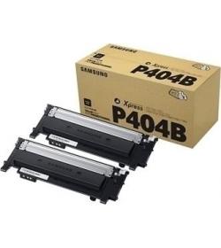 Toner Color Laser Samsung-HP CLT-P404B Double pack Black - 2x1.5k Pgs