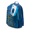 HP Active Blue-Yellow Backpack 15.6 1LU24AA