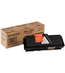 Toner Laser Kyocera Mita TK-130 Black - 7.2K Pgs