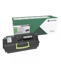 Toner Laser Lexmark 53B2H00 High Yield -25k Pgs 53B2H00