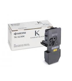 Toner Laser Kyocera Mita TK-5230K Black HC - 2,6K Pgs