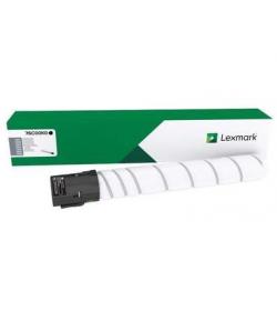 Toner Laser Lexmark 76C00K0 Black -18k Pgs