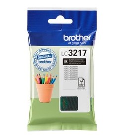 Ink Brother LC-3217BK Black SC - 0.55k