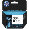 Ink HP No 304 Black Ink Crtr 120 pgs