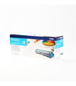 Toner Laser Brother TN-241C Cyan - 1,4K Pgs